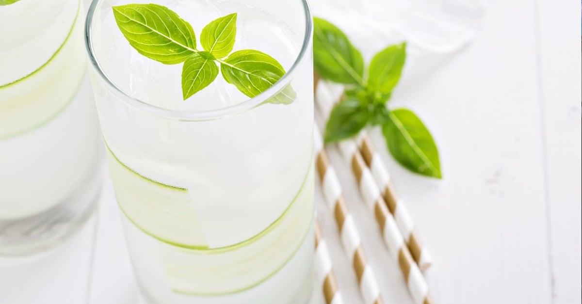 Cucumber Mint CBD Cooler Recipe